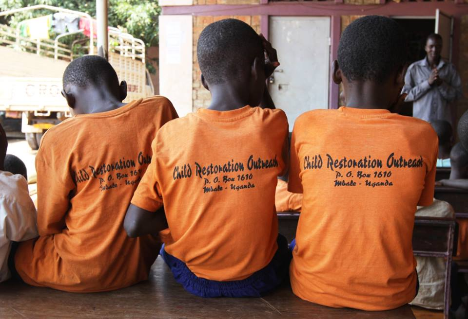Child Restoration Outreach is our partner organisation in Uganda.