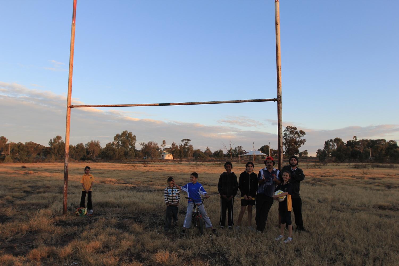 Field of Dreams: Mildura, Australia — THREE for All Foundation