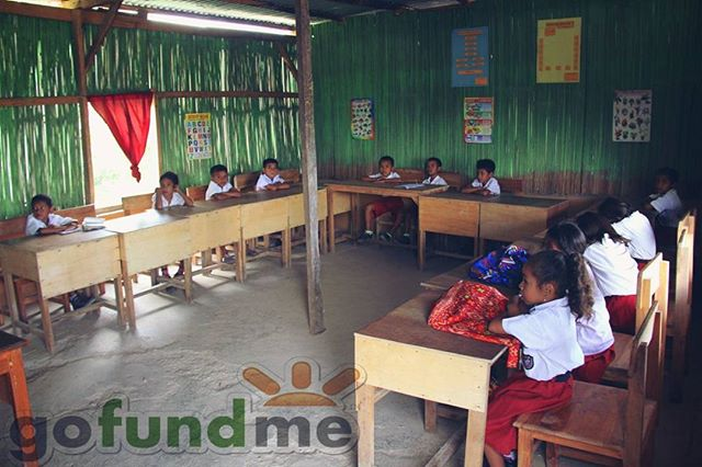 Please help us to build a school for refugees and other vulnerable children in West Timor.  Education is a human right and the key to opportunity in life. For more info -  gofundme.com/puri-bunda-school  #support #compassion #foreverychild #Indonesia #Kupang #poverty #children #volunteers #kids #humanrights #teacher #humanrace #charity #school #Timor #education #development