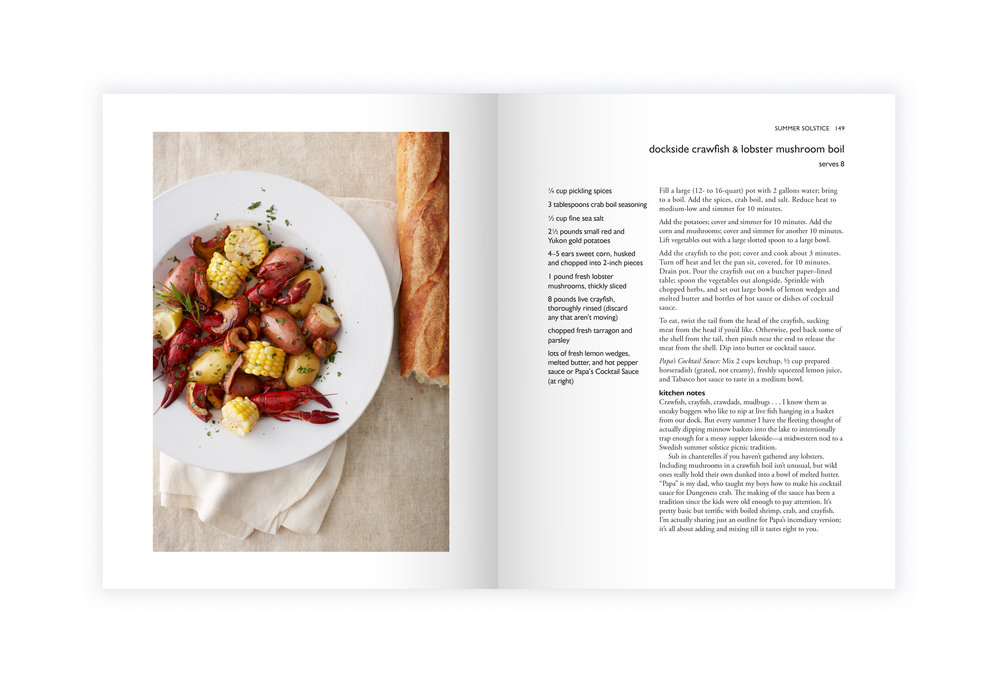 the foragers kitchen over 100 fieldtotable recipes