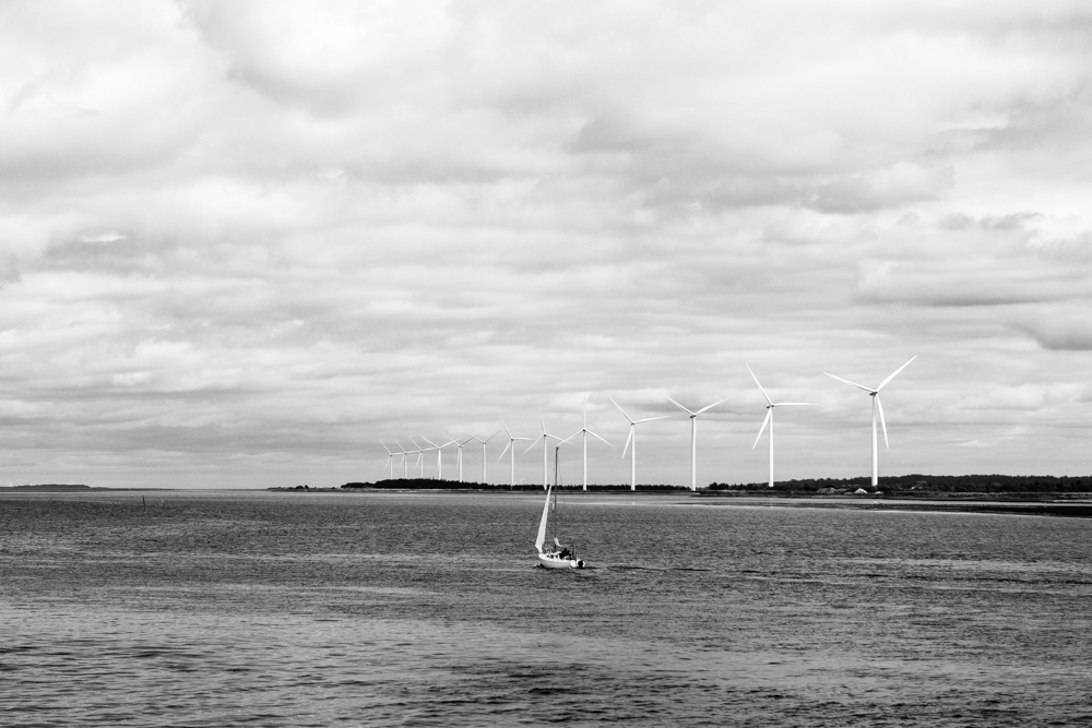 Denmark - land of Water, Wind and Rye