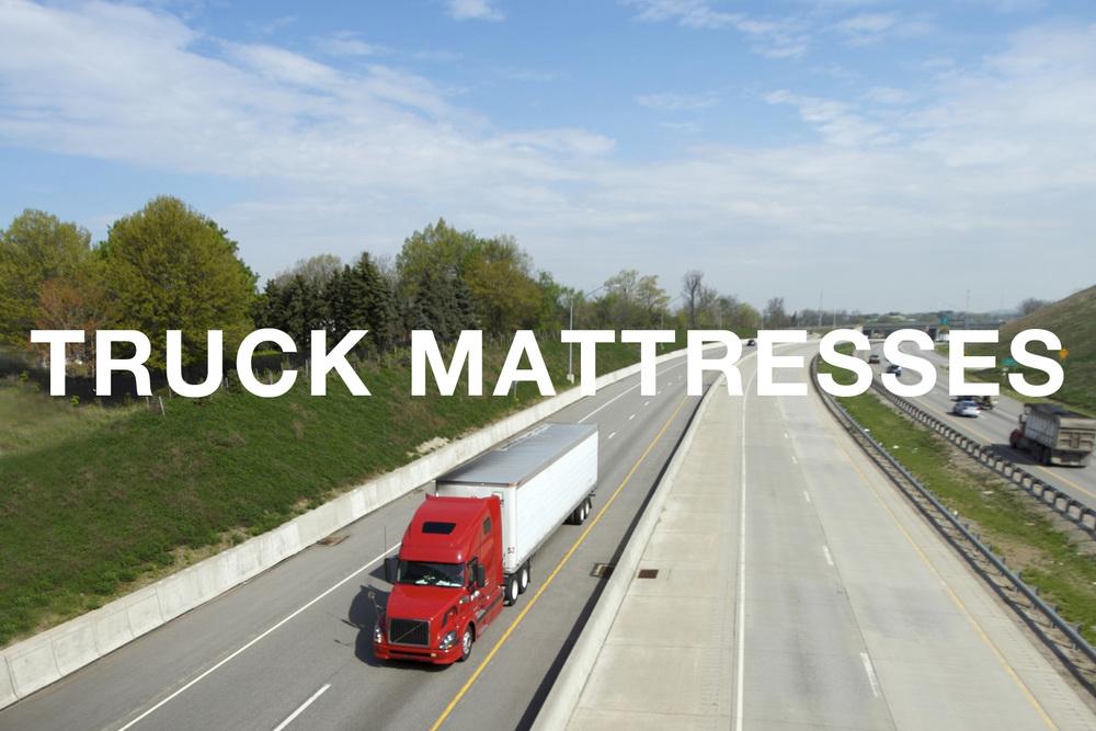 Truck Mattresses