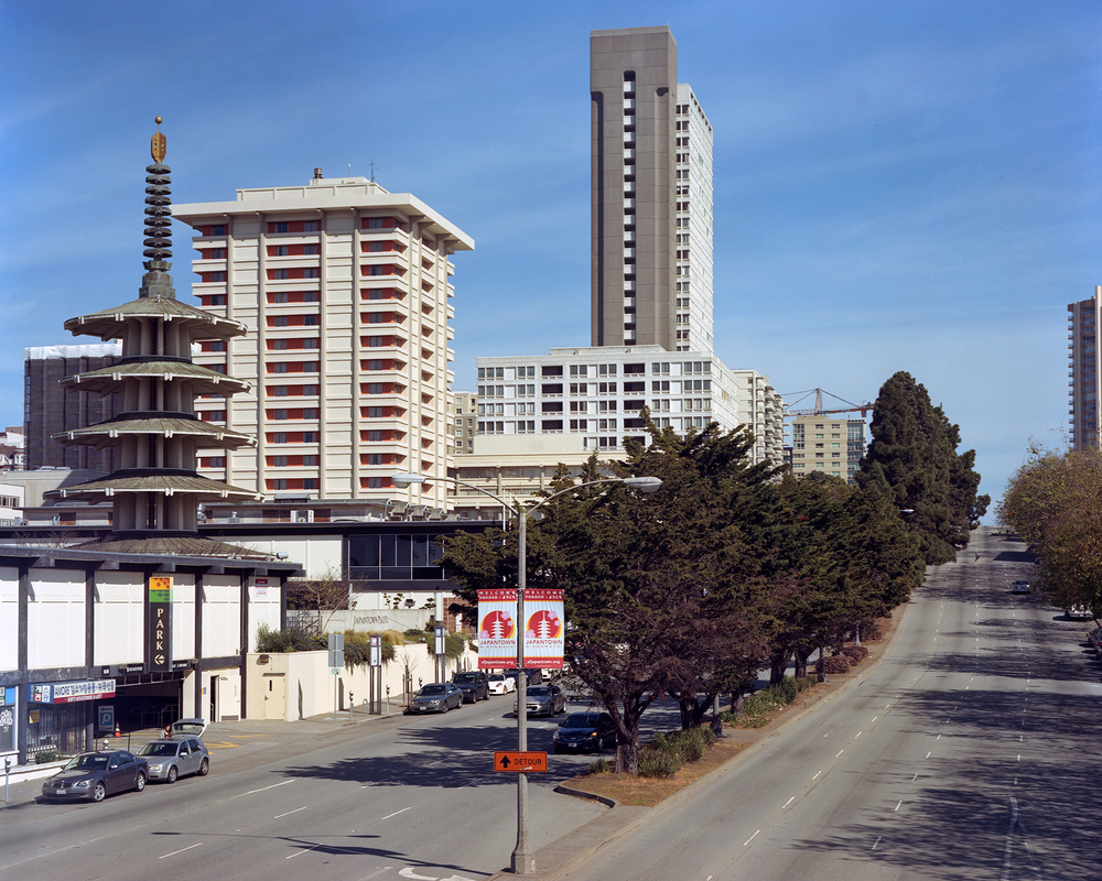 Japantown, San Francisco—2015
