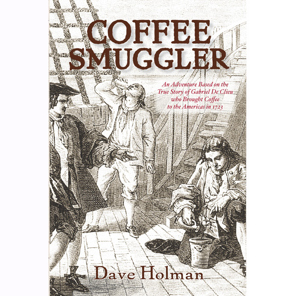 Coffee Smuggler Hardcover