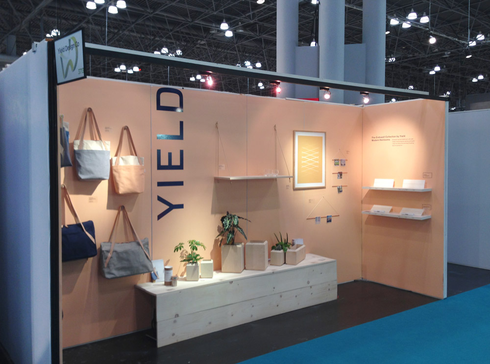 Yield Design Co // NYNOW 2014