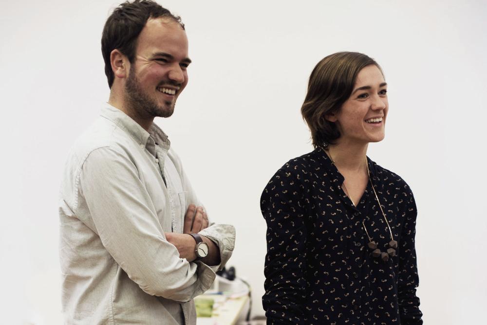 Yield Design Co // Andrew Deming + Rachel Gant