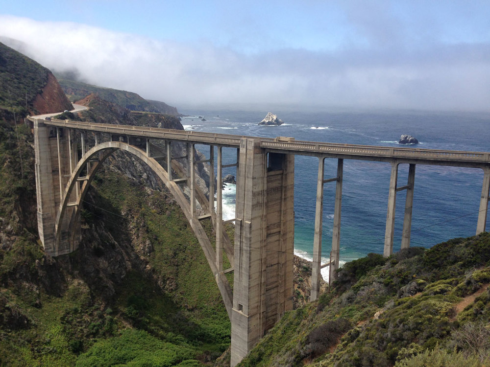 Yield Design Co / Big Sur Bixby Bridge