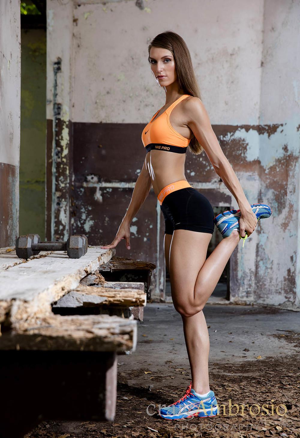 Lauryn Rica from Wilhelmina Models