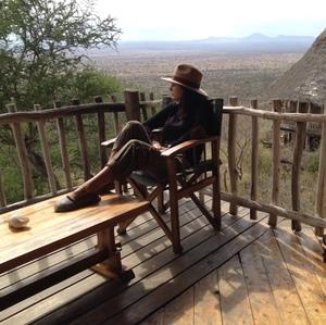 Taita Hills, Kenya (Lion's Bluff)