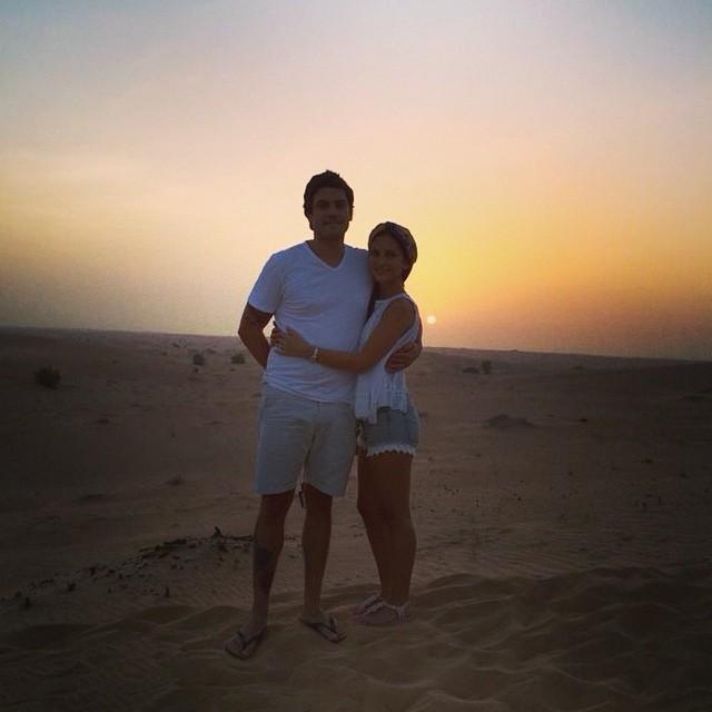 Margham Desert Conservation Reserve, Dubai, UAE