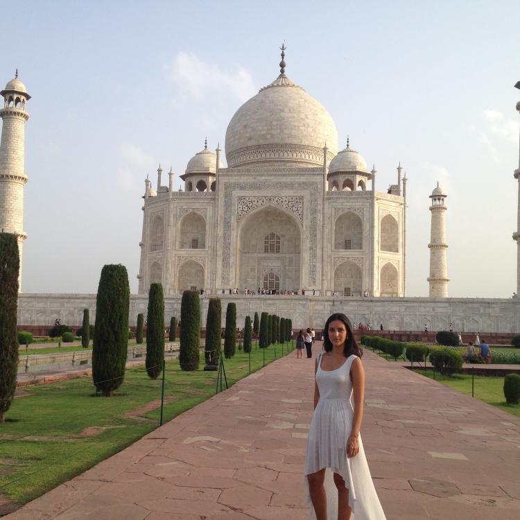 Agra, India (Taj Mahal)
