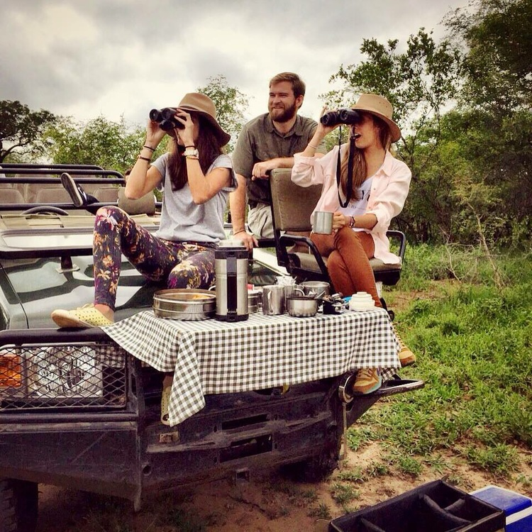Thornybush - Safari