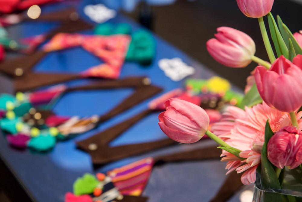JETLAGMODE's handmade pieces.