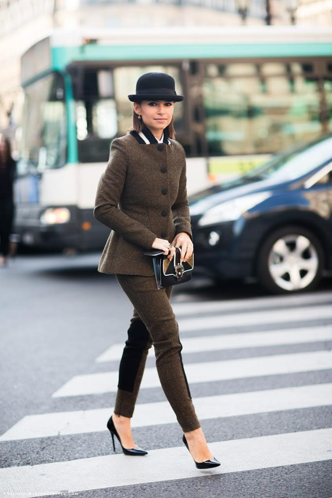 Miroslava Duma // Ph via   www.thewasteknot.co