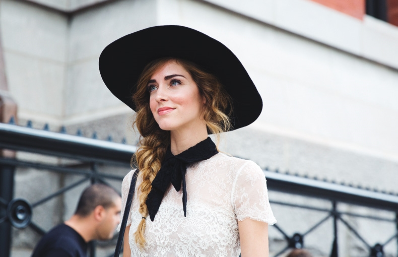 New_York_Fashion_Week_Spring_Summer_15-NYFW-Street_Style-Chiara_Ferragni-Hat-Lace_Skirt-1.jpg