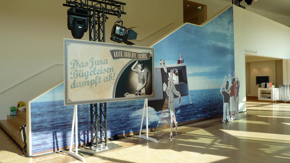 Jura Ausstellung