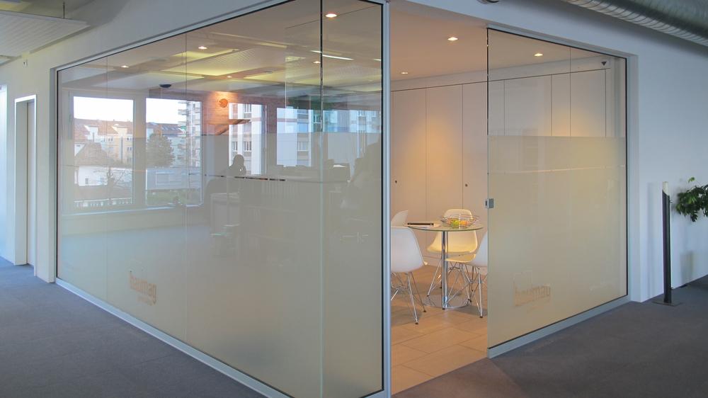 Privatsphäre im Sitzungszimmer