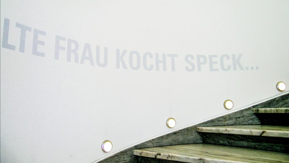 Verena Thürkauf: Kunst am Bau SoBa Solothurn