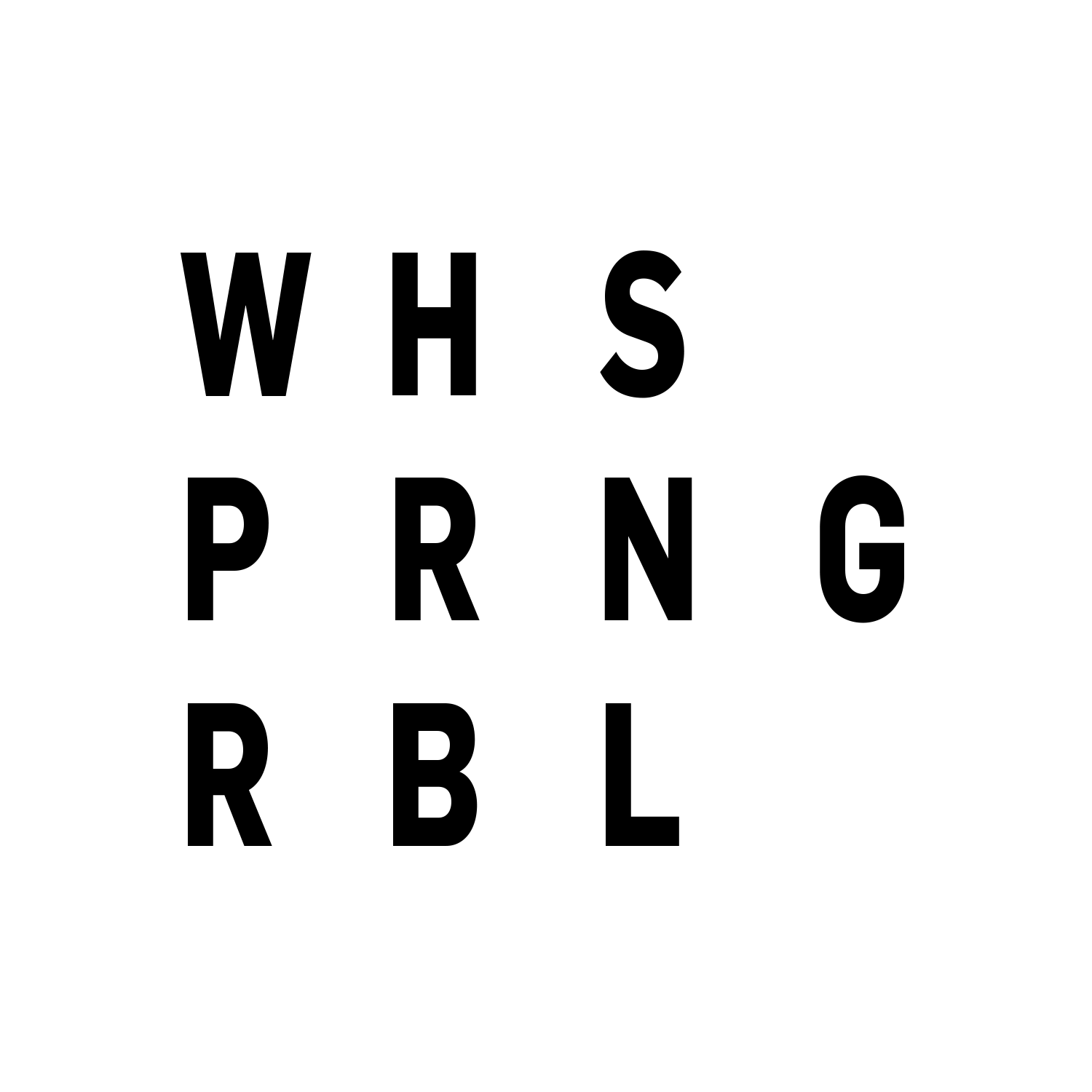 Whispering Rebel
