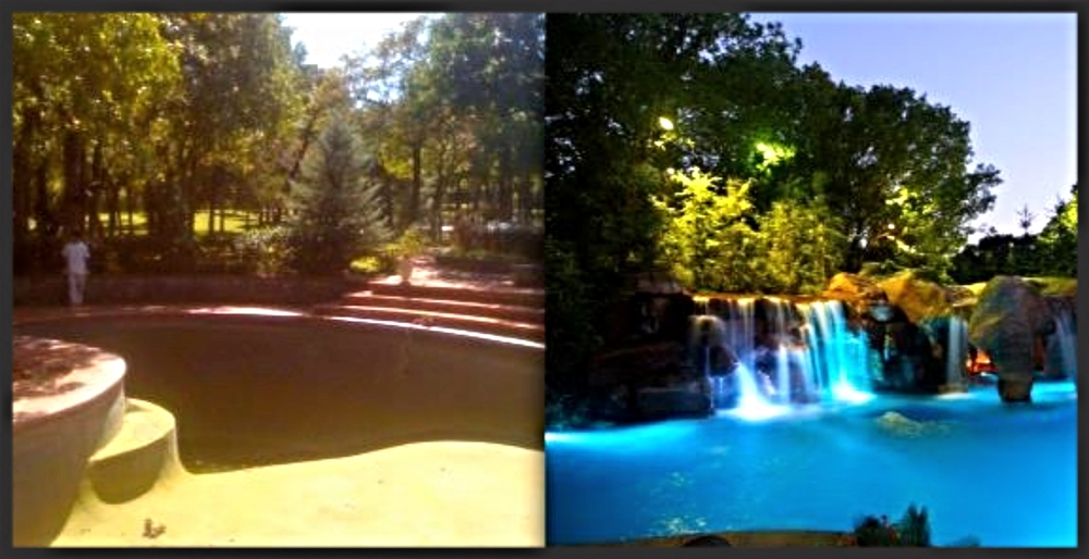 Before & After - Twin Creek Farms