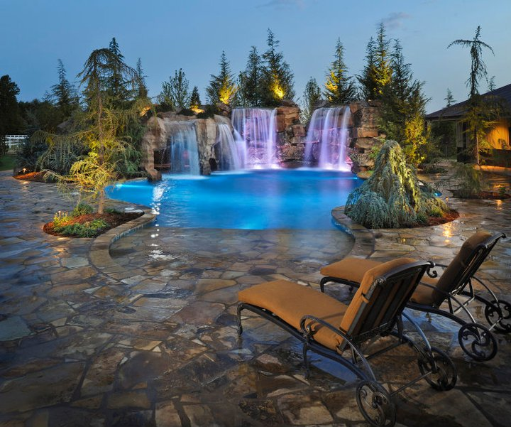 Caviness tips and trends for outdoor living caviness for Pool kings design