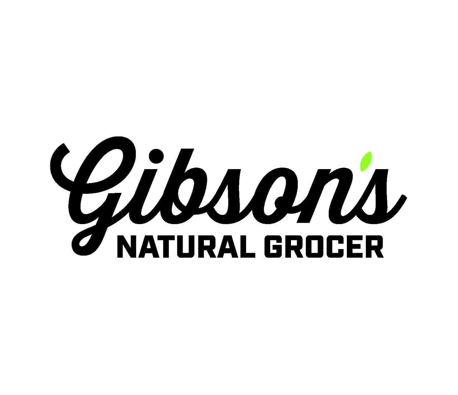 Gibson's Natural Grocer