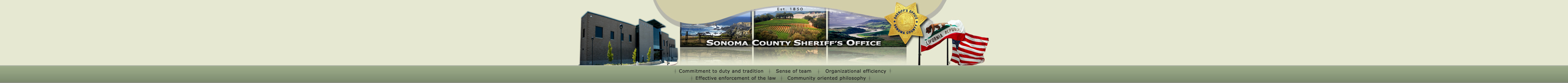Jail Industries — Sonoma County Sheriff's Office