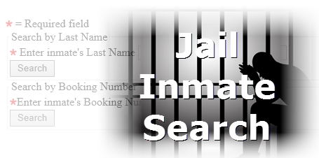 Jail Inmate Search