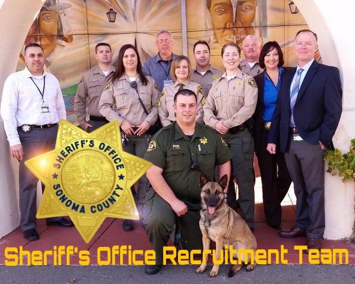 Sheriff's Personnel bureau