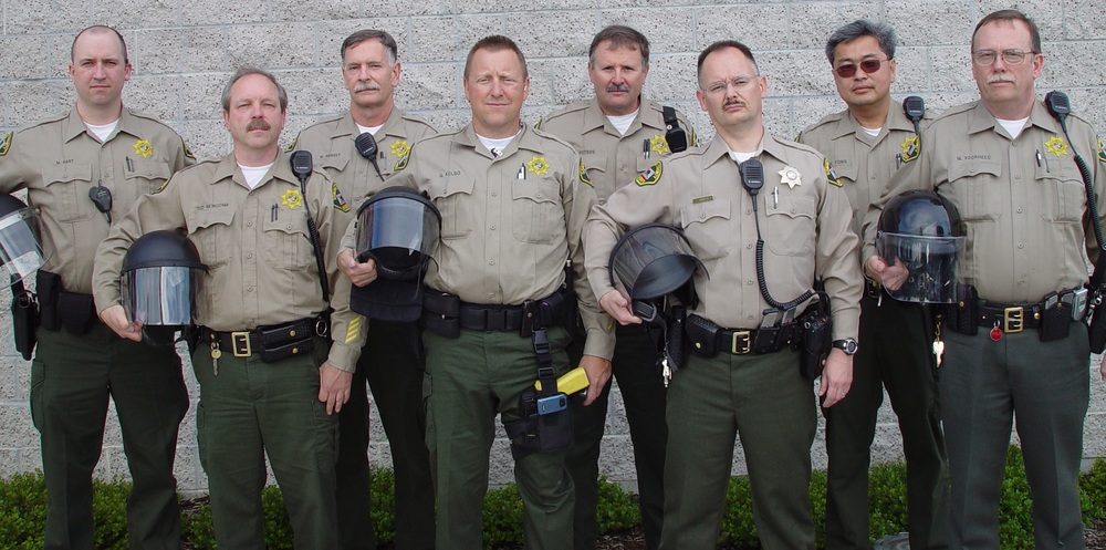 Sonoma county sheriff's office Reserve deputies 2016