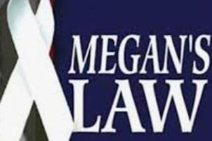 Megan's Law Link