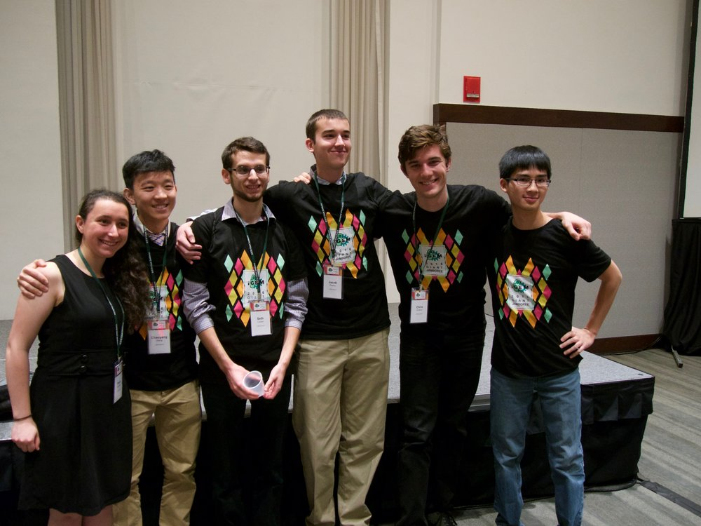 Picture of UMD iGEM team.