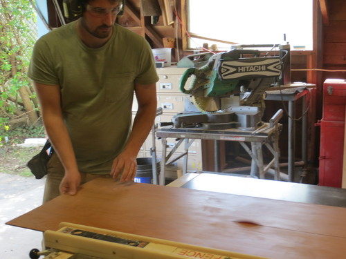 contact — larson custom woodworks