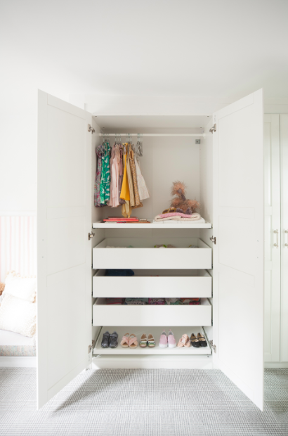 Penny's New Closet