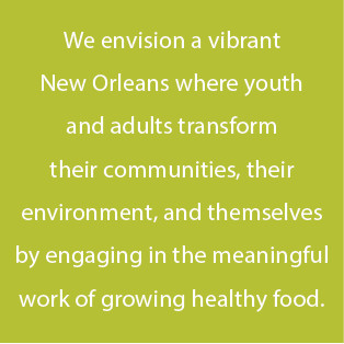 Grow Dat Youth Farm Vision