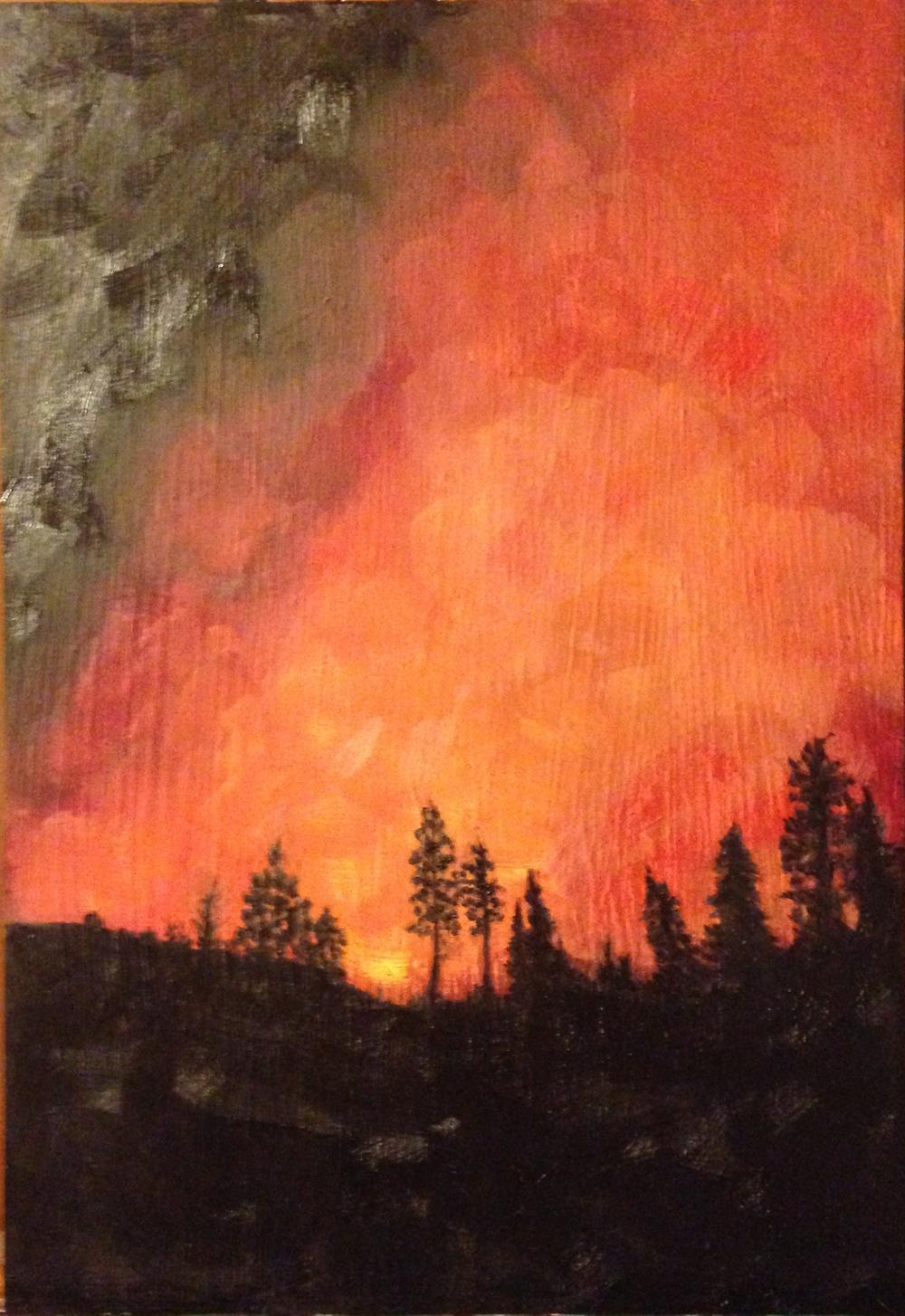 Shingle Fire