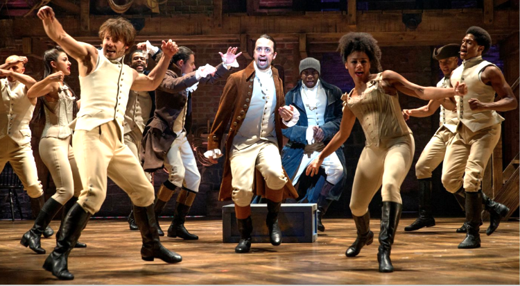 photo credit: Hamilton Musical