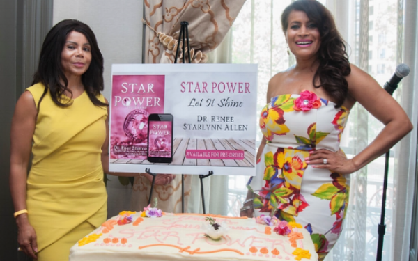 Time for Cake, Marcia Dyson w/ Renee Starlynn Allen and a preview of her new book       photo: Renee Tutt Wilhite JM Photography