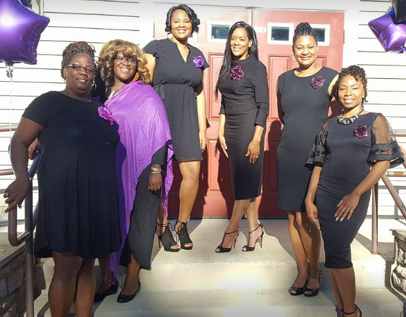 The Beautiful Ladies of Share Your Testimony