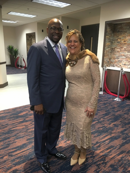 Pastor & First Lady DeVaughn