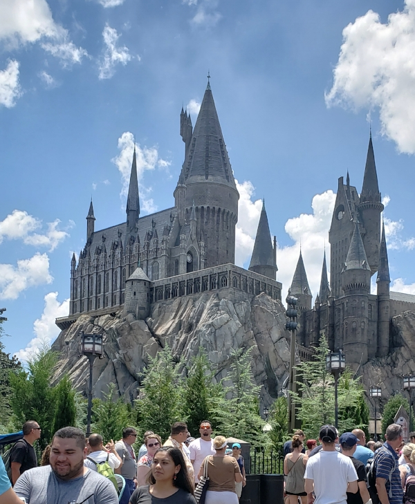 more Stunning Visuals at Harry Potter's World