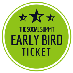 Early Bird ticket - The Social Summit