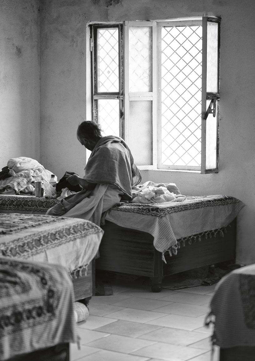 widows of vrindavan :: in the bedroom.jpg