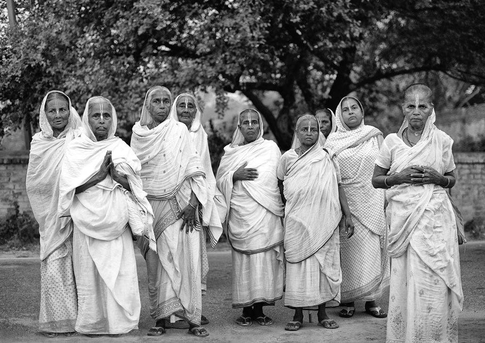 widow of vrindavan :: group outside.jpg