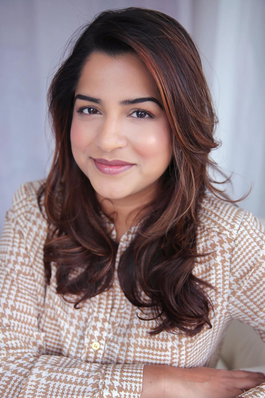Nisha is an interior designer at NV Luxe Interiors.