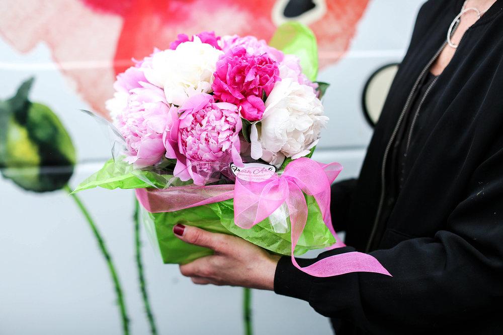 My favorite florist,  Millburn Florist.