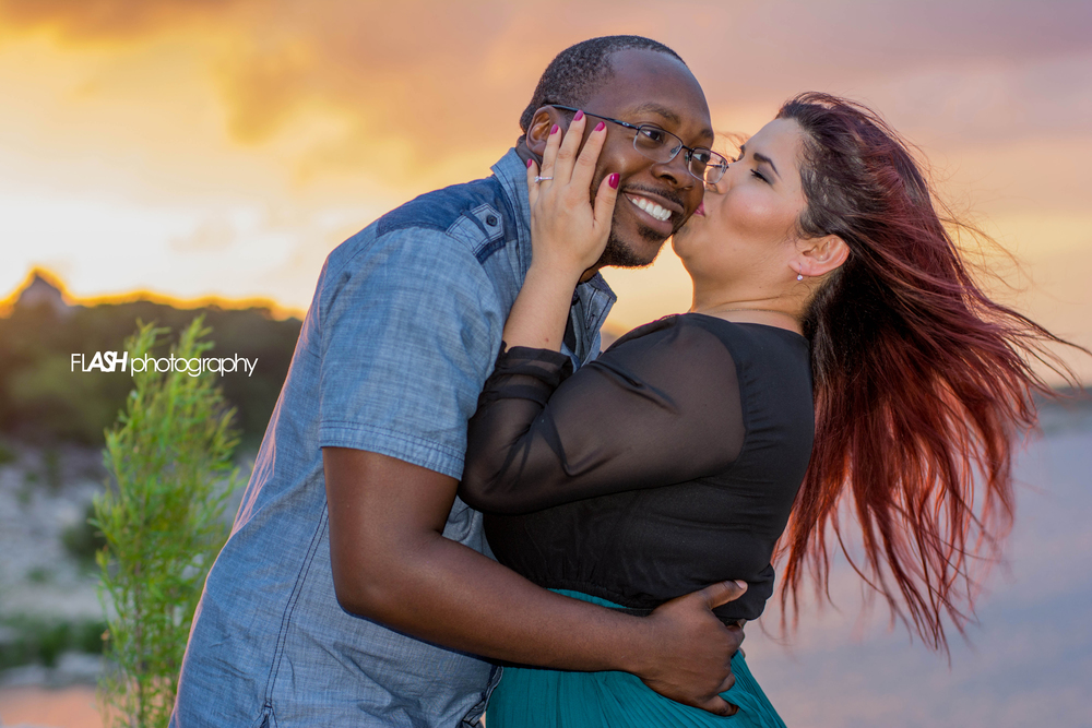 """Ashley did an incredible job taking our pictures. She made us feel very comfortable in every session and was a joy to work with. We have had tons of complements about our engagement photos.""                   - Alicia Sales"