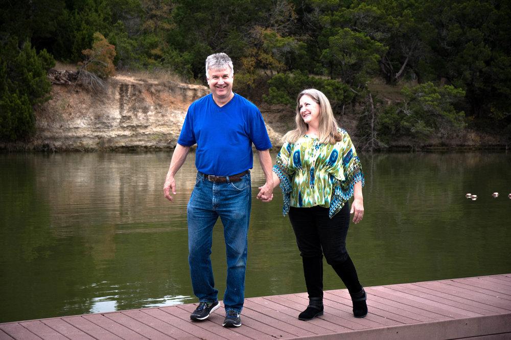 Allison & Brad - Austin, Texas