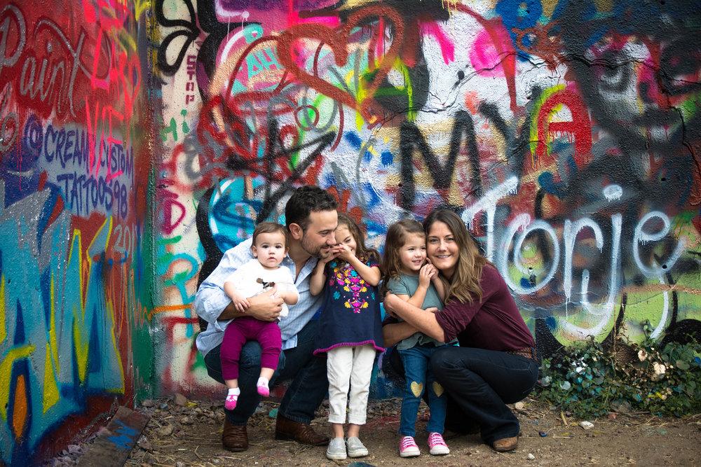 Birkeland Family - Austin, Texas