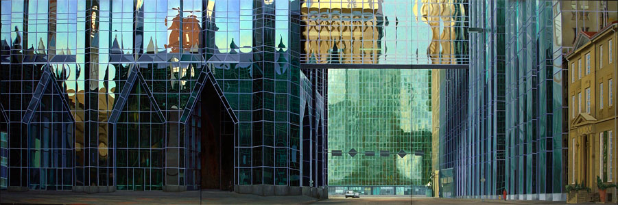 PPG Center (Pittsburgh Plate Glass)